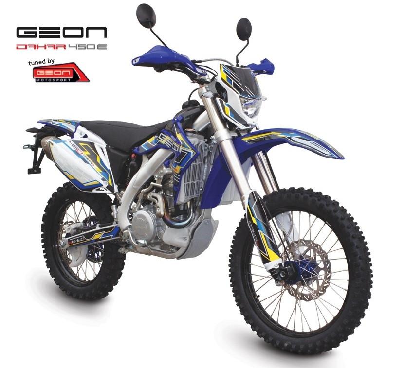 Мотоцикл GEON Dakar 450E (Enduro) Factory 2017