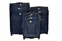 Набор из 3 чемоданов Paulaner 3800 синий, фото 1