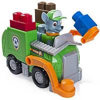«Щенячий патруль»: Спасательный автомобиль с фигуркой щенка Рокки SM16693 Spin Master