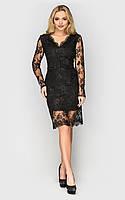Шикарное женское платье из кружева ( 2 цвета ), фото 1