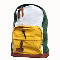 Молодежный рюкзак из плотной ткани