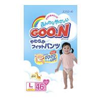 Подгузники трусики для девочки Goon 9-14 кг 46 шт