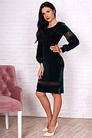 Женское велюровое платье от производителя