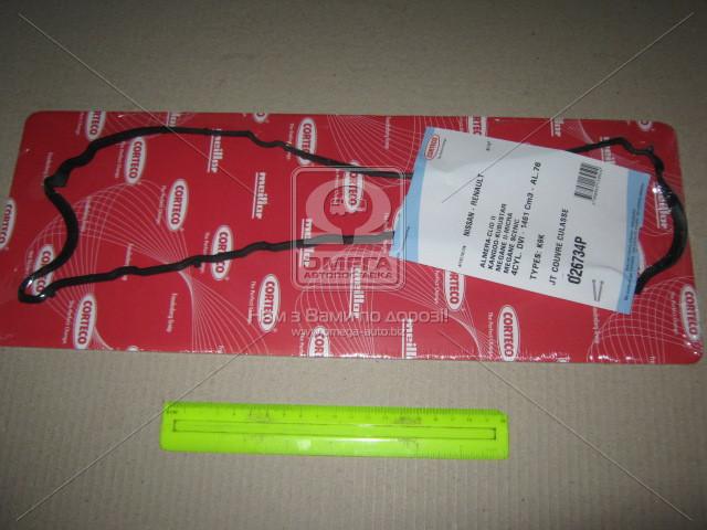 Прокладка крышки клапанной K9K 09/03-> (производитель Corteco) 026734P
