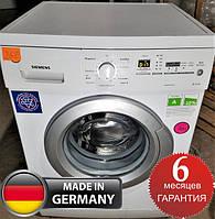 Германская БУ Стиральная машина Siemens WM12E343 (6 кг. 1200 об/мин)