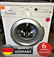 Германская БУ Стиральная машина Siemens WM14E3F2 (6 кг. 1400 об/мин)