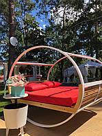 Кровать -качалка Релакс, ЛОФТ для улицы, дома, офиса, ресторана, кафе, гостиниц, бассейна
