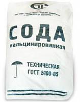 Сода кальцинированная. 25 кг