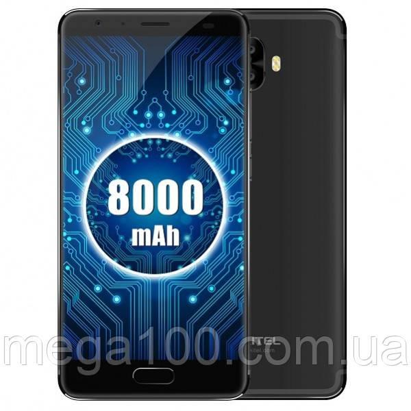 """Смартфон Oukitel K8000 черный (""""5,5 дюймов; ПАМЯТИ 4/64; емкость акб 8000 mAh)"""