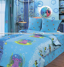 Комплект постельного белья Подводный  мир