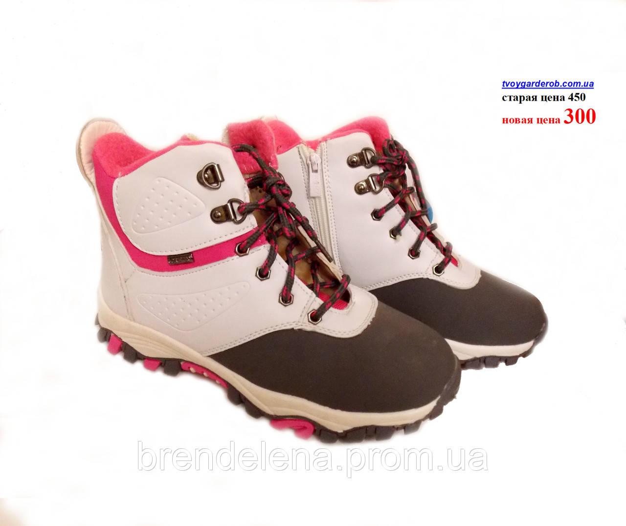 1e0985b07 Ботинки-кроссовки для девочки р.(32-37)распродажа витрины., цена 300 грн.,  купить Олешки — Prom.ua (ID#831892907)