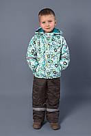 Куртка-жилет для мальчика утепленная опт