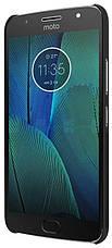 Чохол-накладка Nillkin для Motorola Moto G5 Matte ser. + плівка Чорний, фото 3