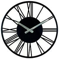Часы настенные Rome Black