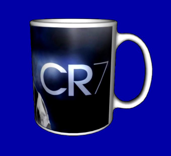Чашка Ronaldo CR7