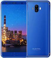"""Смартфон Oukitel K8000 синий (""""5,5 дюймов; ПАМЯТИ 4/64; емкость акб 8000 mAh), фото 1"""
