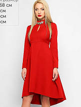Женское платье-маллет (3164 lp), фото 3