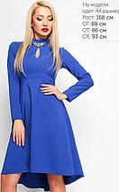 Женское платье-маллет (3164 lp), фото 2
