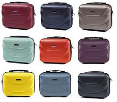 Кейсы пластиковых чемоданов Wings 147