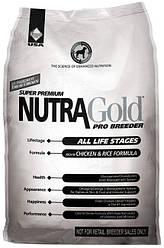 NUTRA GOLD ProBreeder 10кг корм для собак всіх порід на всіх стадіях життя