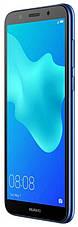 Смартфон HUAWEI Y5 2018 Dual Sim Blue, фото 3