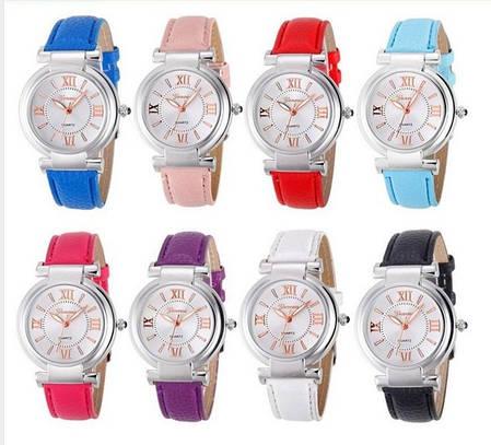 Часы женские Geneva 5 цветов, фото 2