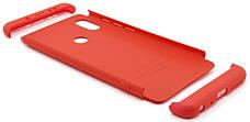 Чехол 360 ° LikGus для Xiaomi Redmi Note 5 Pro / Note 5360 ° Красный (439335), фото 2