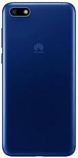 Смартфон HUAWEI Y6 2018 Dual Sim (blue) , фото 3