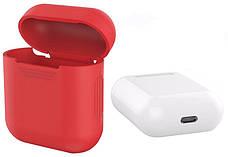 Чехол для наушников AirPods Красный (348528), фото 2