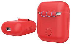 Чехол для наушников AirPods Красный (348528), фото 3