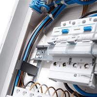 Дифференциальный автоматический выключатель 1+N, 6A, 30 mA, C, 6 КА, A, 2м hager