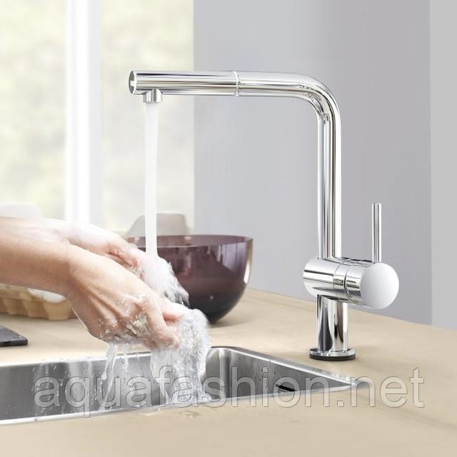 сенсорный кухонный смеситель Grohe Minta Touch 31360001 цена 20 672