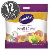 Sunkist® Fruit Gems , 87 г