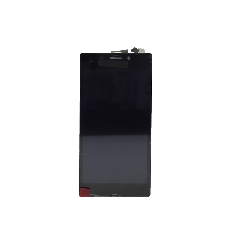 Дисплей (LCD) Sony D2302 Xperia M2 Dual с тачскрином, чёрный