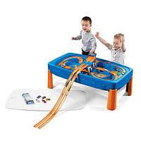 Хот вилс стол игровой большой - Hot Wheels Car & Track Play Table