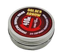 Шарики омеднённые Golden Arrow (4,5 мм) 400 шт в металлической банке , фото 1