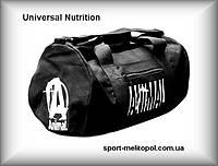 Universal Nutrition Animal Gym Bag (чёрная)