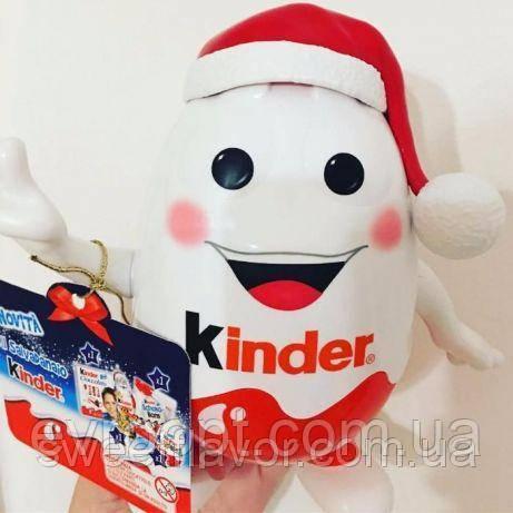 Новогодний Kinder Mix Kinderino