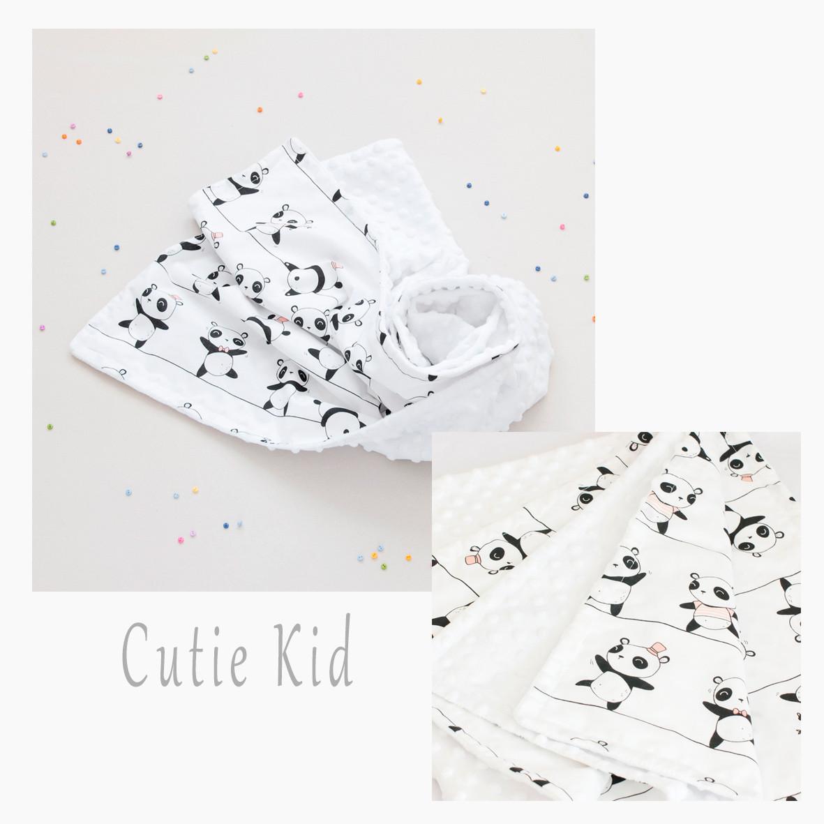Конверт-плед на выписку для новорожденного, детский плед