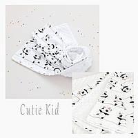 Конверт-плед на выписку для новорожденного, детский плед, фото 1