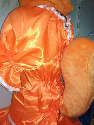 На праздник в школу, садик костюм для девочки Белки карнавальный костюм, фото 2