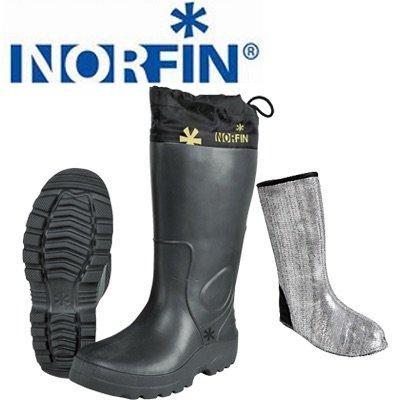 Сапоги зимние  Norfin LAPLAND (EVA, вкладыши) -30 ° / р.47