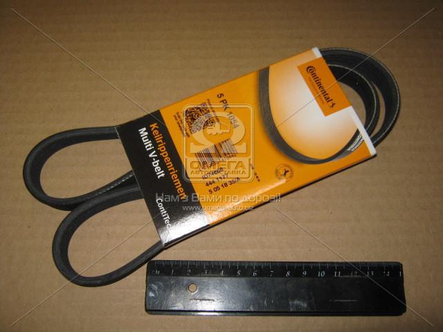 Ремень поликлиновой (Производство ContiTech) 5PK1054