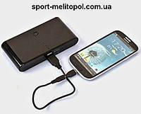 Power Bank Внешний аккумулятор 12000mAh External Battery Mobile Charger