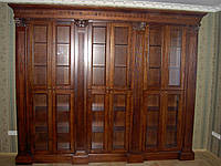 Шкаф из натурального дуба