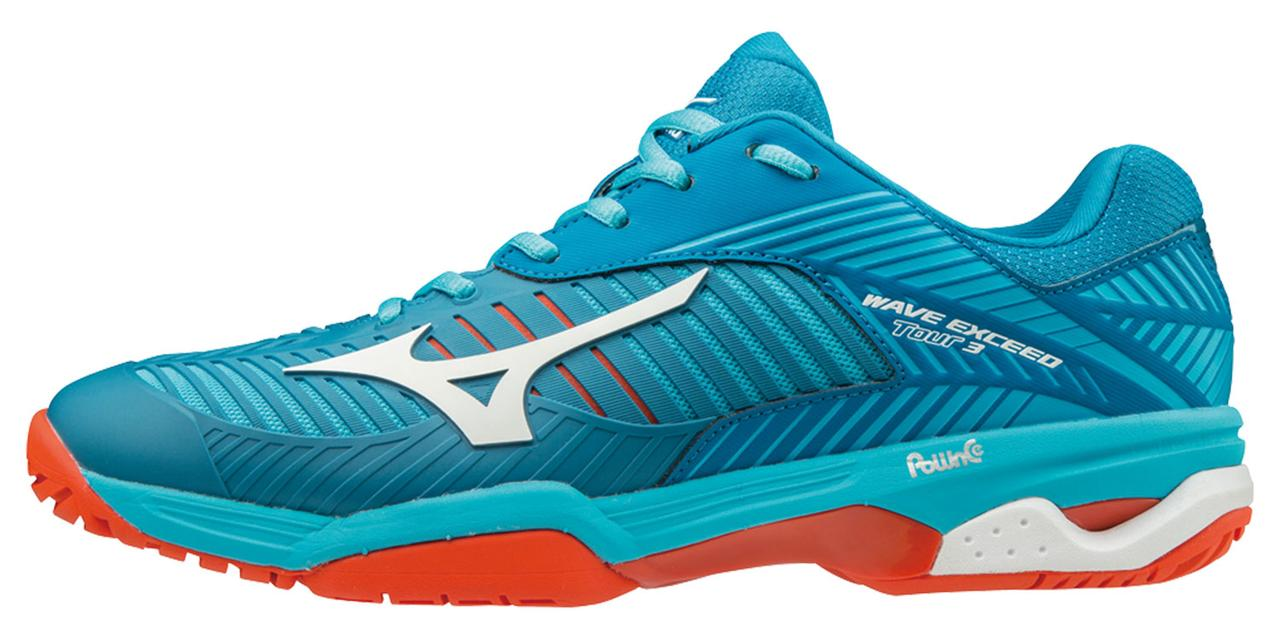 Обувь для тенниса Mizuno Wave Exceed Tour 3 Ac 61GA1870-01