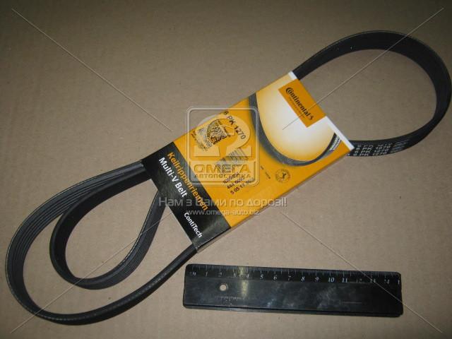 Ремень поликлиновой (Производство ContiTech) 6PK1270