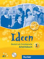 Ideen 1 Arbeitsbuch + Audio-CD