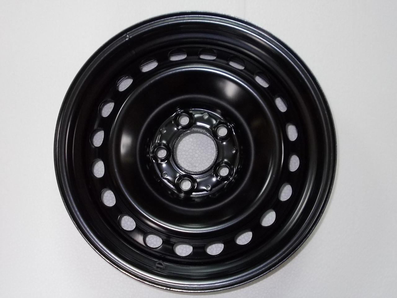 Стальные диски R16 5x112, стальные диски на VW Caddy Life Golf Eos, железные диски кадик лайф гольф еос