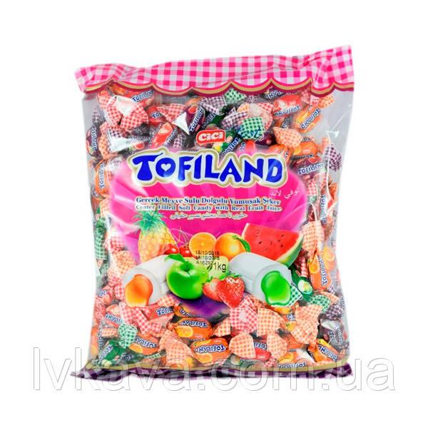 Жевательные конфеты Tofiland Cici   , 1000 гр
